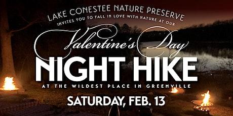 Valentine's Night Hike tickets