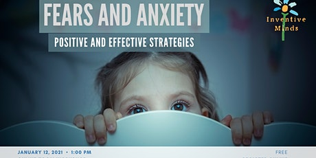 Positive Parenting Workshop (Fears and Anxiety) tickets