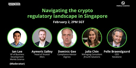 Navigating the crypto regulatory landscape in Singapore tickets