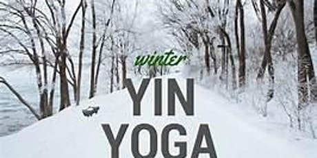 Winter Yin Restorative Luscious Yoga Experience tickets