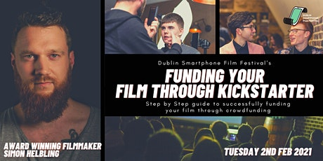 Funding your short film through Kickstarter tickets