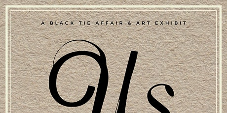 "BLACK TIE ART EXHIBITION TITLED ""US"" tickets"