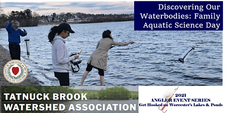 Discovering Our Waterbodies: Family Aquatic Science Day tickets
