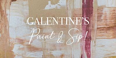Galetine's Paint & Sip