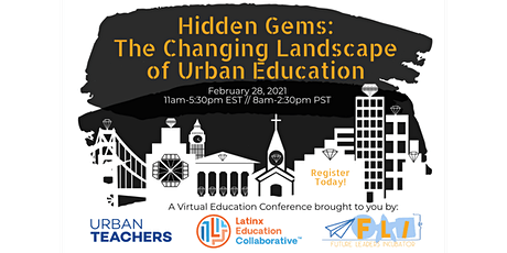 Hidden Gems: The Changing Landscape of Urban Education tickets
