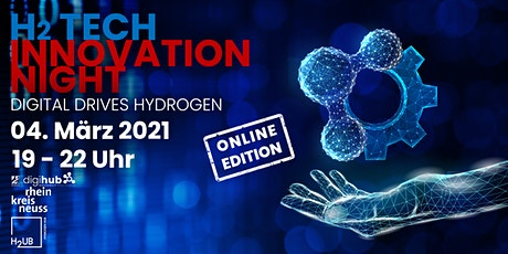 H2 Tech Innovation Night - Online Edition Tickets