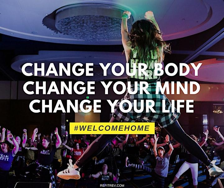 REFIT®️ Dance Fitness Class image