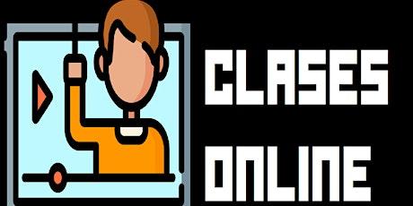 CLASE ONLINE INGLÉS 1º ESO tickets