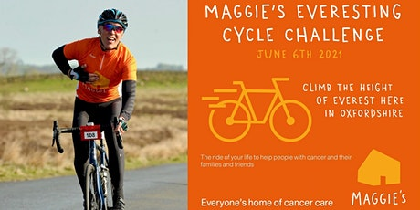 Maggie's Everesting Cycle Challenge tickets