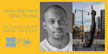 Artist Talk: Hank Willis Thomas tickets