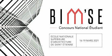 Concours BIM'SE 2021 billets