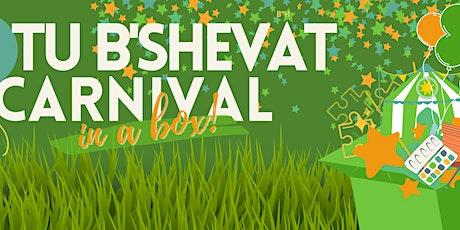 Home Depot Tu B'Shevat Carnival - In a Box! tickets