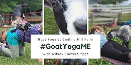 Goat Yoga [2021 Season] tickets