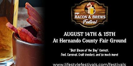 Lifestyle Bacon & Brews Festival tickets