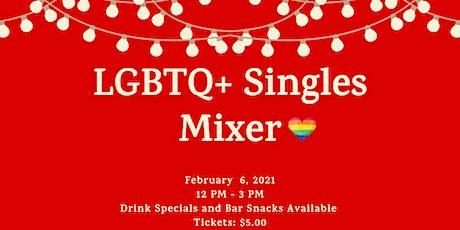 LGBTQ+ Singles Mixer tickets