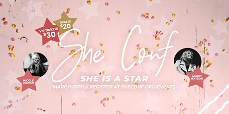 SHE. Conf 2021 tickets