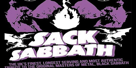Sack Sabbath live Eleven Stoke tickets