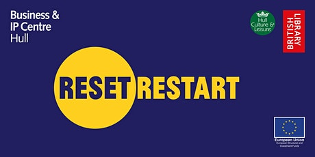 Reset. Restart: Building an Effective Website tickets