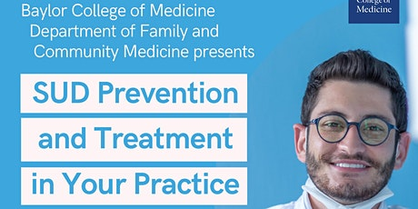 SUD Prevention and Treatment in Your Practice tickets