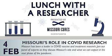 Lunch with a Researcher tickets