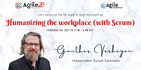 What it means to humanize the workplace (with Scrum) tickets