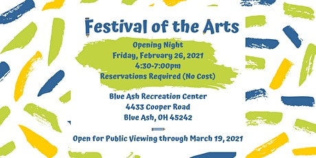 Festival of the Arts Opening Night 2021 tickets