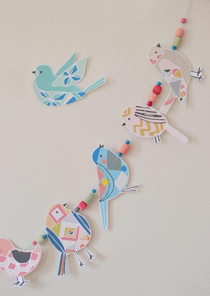Spring Crafts for Children image
