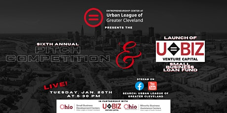 ULGC 6th Annual Pitch Competition tickets