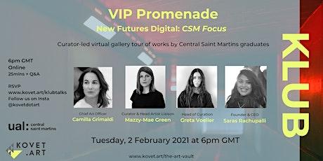 VIP Promenade - Virtual Art Gallery Tour tickets
