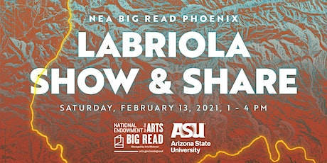 NEA Big Read Phoenix: Labriola Show and Share tickets