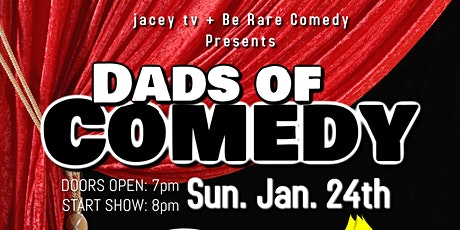 Dads of Comedy tickets