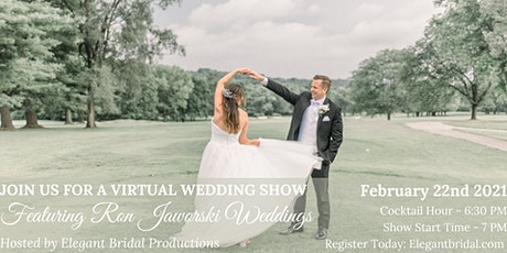 Ron Jaworski's Weddings Virtual Show tickets