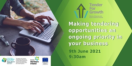 NMD Tender for Growth Workshop: Making Tendering an Ongoing Priority tickets