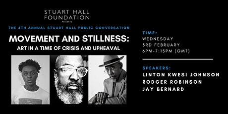 Movement and Stillness: Art in a Time of Crisis and Upheaval tickets