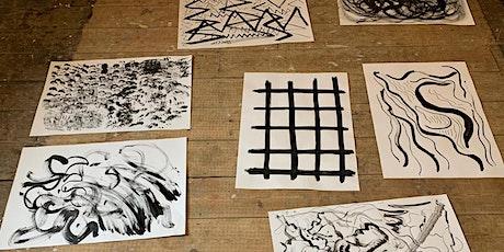 Mindful Art Practice:  Art Bank Online tickets