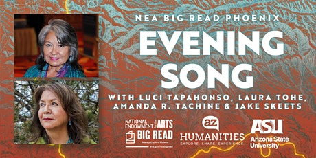 NEA Big Read Phoenix Kick Off with Luci Tapahonso and Laura Tohe tickets