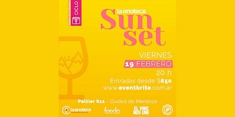 La Enoteca SUNSET -EPISODIO 3 (19-02)- entradas