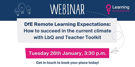 7 Tips for Remote Learning: How to succeed in the current climate with LbQ tickets