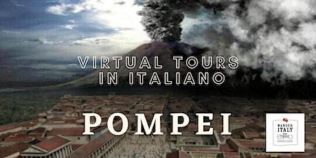 Tour Virtuale di POMPEI biglietti