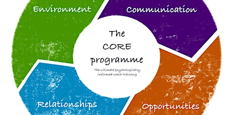 Psychologically informed coaching - Introducing the coaching CORE programme tickets