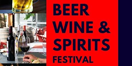 The Carolina's Beer, Wine & Spirits Festival tickets
