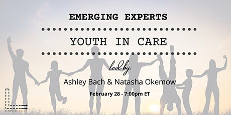 Emerging Experts: Youth in Care tickets