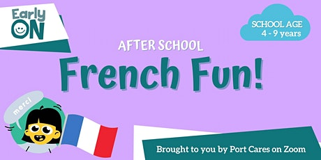 After School French Fun - Hunting for Shapes tickets