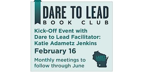 Dare to Lead Book Club tickets