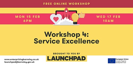 Workshop 4 – Service Excellence tickets