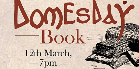 ONLINE TALK Domesday Book tickets