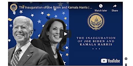 Biden-Harris Inauguration Live Watch Party tickets