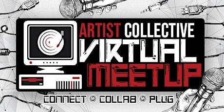 Artist Collective Meetup tickets