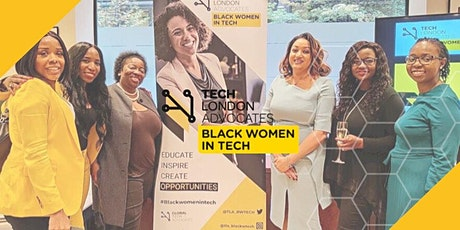TLA Black Women in Tech Virtual Lunch tickets