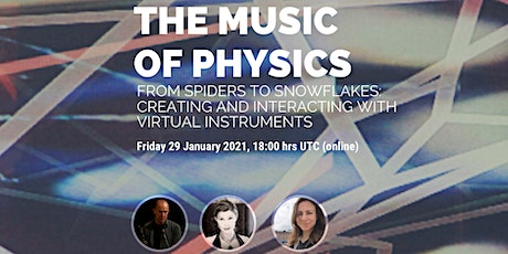The Music of Physics tickets